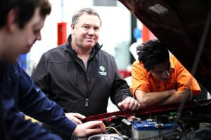 Ringwood Training Automotive Department Manager: Alan Platt