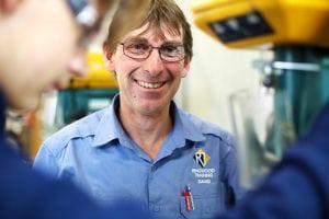 Engineering Fabrication Welding Department: Manager David Wilson